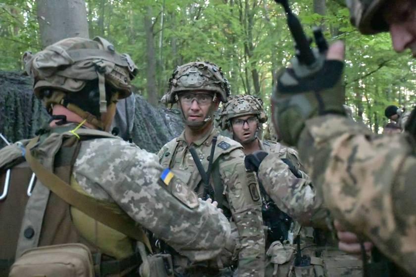 Десантники ЗСУ захопили штаб, знешкодивши американський та італійський спецназ