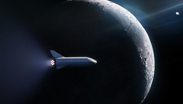 SpaceX обрала першого туриста для польоту навколо Місяця