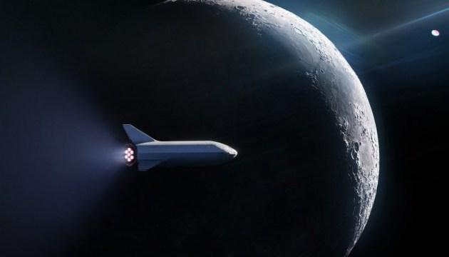 SpaceX, політ навколо Місяця