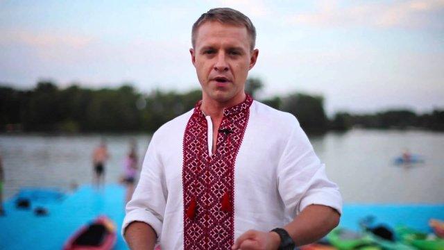 Голова Київської облдержадміністрації Олександр Горган