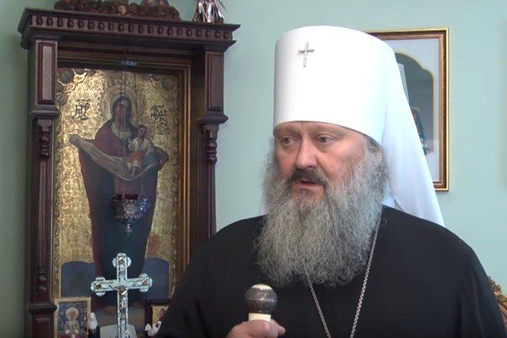 Настоятель Києво-Печерської лаври, митрополит Вишгородський і Чорнобильський Павло (Лебідь)