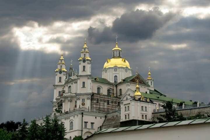 За фактом крадіжки Почаївської Лаври московською церквою відкрито кримінальну справу