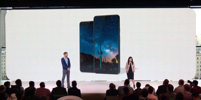 """Google показала Pixel 3, планшет Slate і """"розумний"""" Home Hub"""