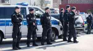 Поліція. Змова нацистів