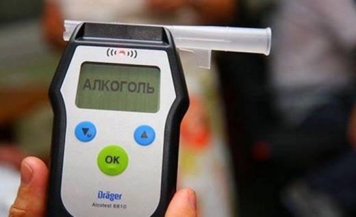 Новий закон: П'яний за кермом? Сплати 17-34 тис. грн штрафу