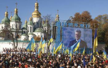 Порошенко: РПЦ нема чого робити в Україні