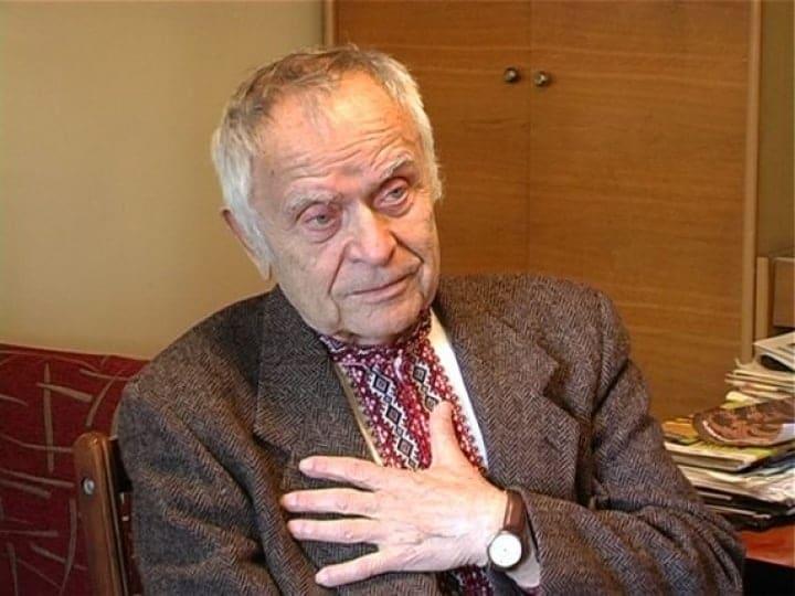 Дмитро Павличко - Ніні Матвієнко: Не вчи мене любити Україну