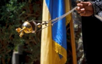На Волині селяни не пустили до церкви єпископа РПЦ Нафанаїла