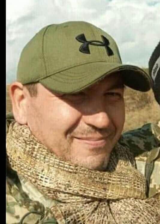 Військовослужбовець 72-ї окремої механізованої бригади Роман Селіхов