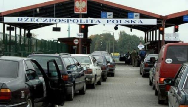 На Різдво – додому! На українсько-польському кордоні утворилися черги