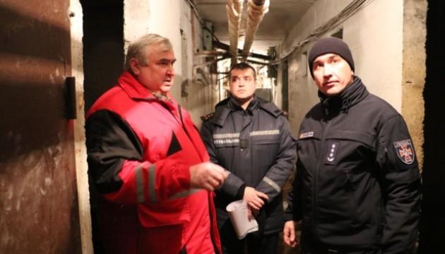 У Києві перевіряють бомбосховища