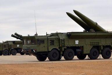 Російський ракетний комплекс Іскандер