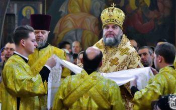 Симеон: Філарет себе сьогодні виводить за межі канонічного православ'я