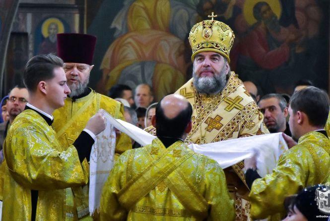 Митрополит Симеон: Не може назватися церквою Христовою та, де немає любові