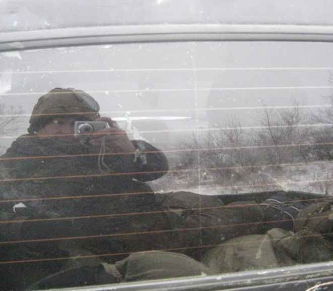 Олександр Вільчинський: Повернення з війни