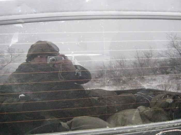 Олександр Вільчинський, повернення з війни