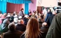 Збори парафіян на Буковині