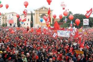 Протести в Італії