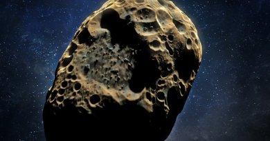 Астероїд як космічна станція