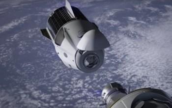 Корабель Crew Dragon повертається на Землю
