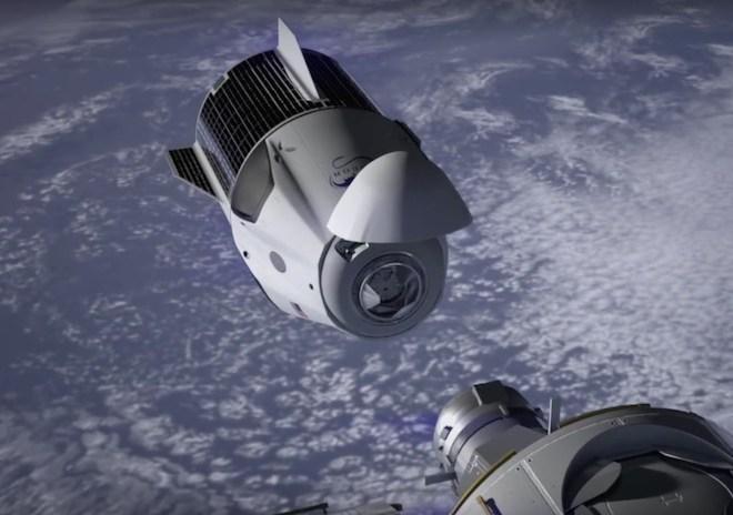 SpaceX відправила корабель Crew Dragon на МКС