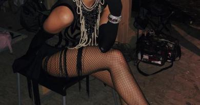 Американська актриса і танцівниця Елізабет Гілліс.