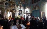 Церква у с. Нова Мощаниця Здолбунівського району