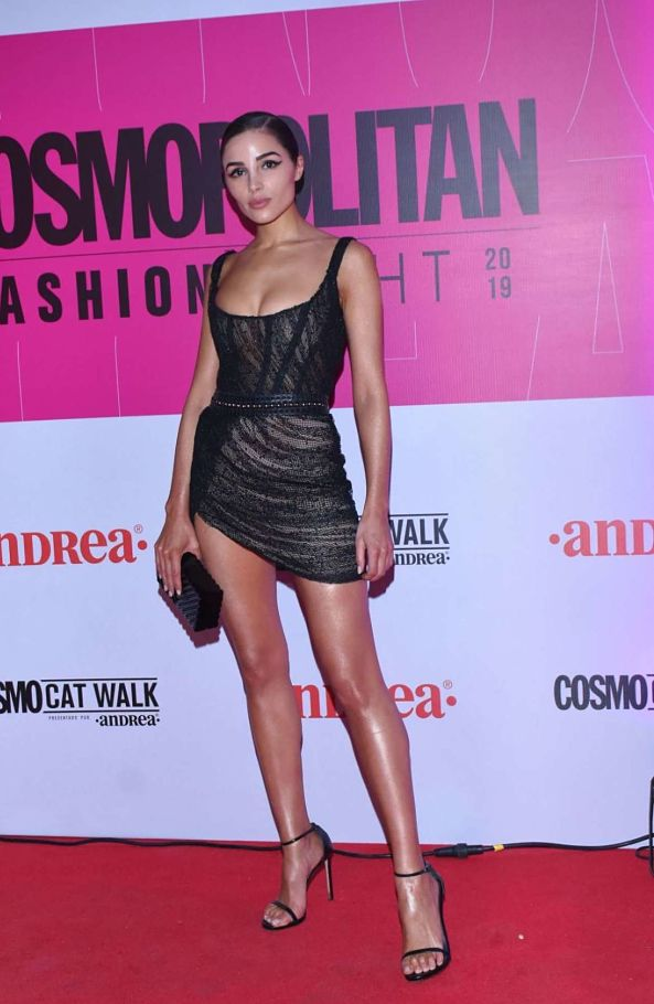 Олівія Калпо - Cosmopolitan Fashion Night