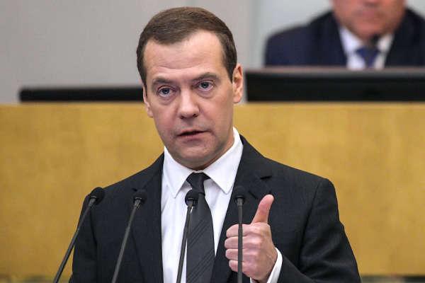 Прем'єр-міністр РФ  сподівається на швидку капітуляцію України