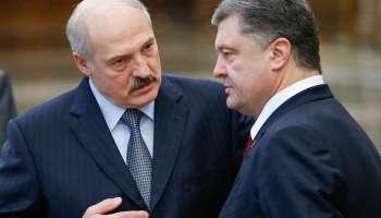 Лукашенко про Порошенка і Зеленського
