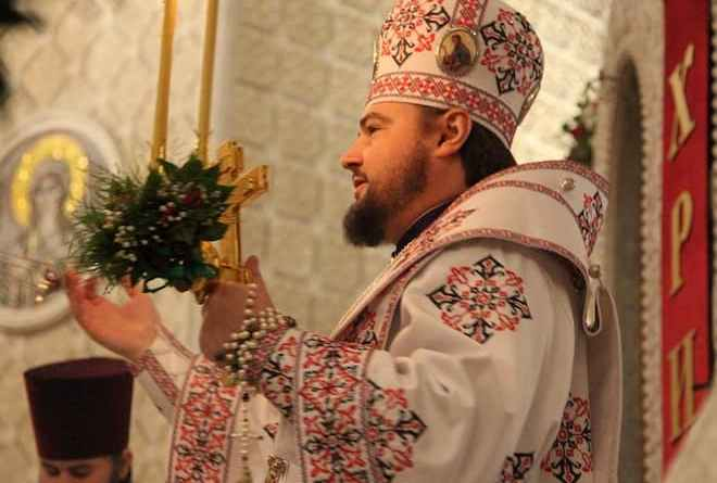 Митрополит Драбинко