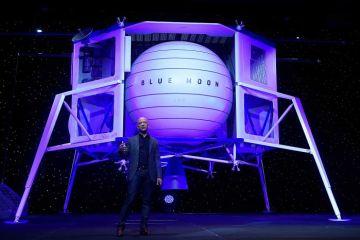 Blue Moon - місячна станція від засновника Amazon