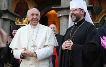 Папа хотів висловити близькість до греко-католиків – комунікат Ватикану