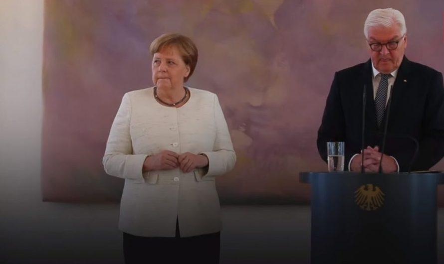 Меркель знову тремтіла, як осиковий листок – відео