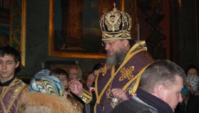 Митрополит Чернівецький і Буковинський РПЦ в Україні (УПЦ МП) Мелетій Єгоренко