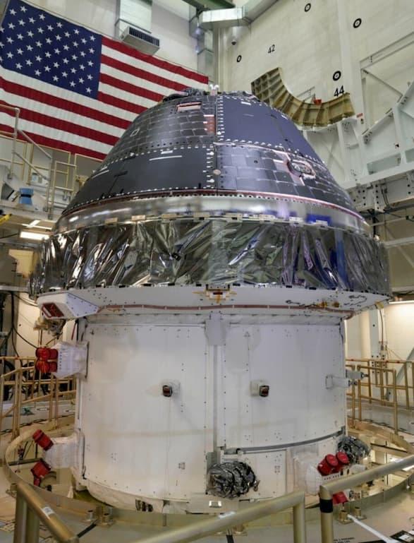 житловий модуль корабля Orion