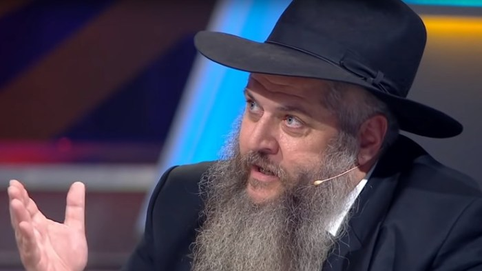 головний рабин України Моше Асман