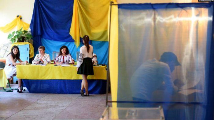 голосування у Львові