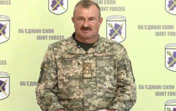 Зеленський змінив командувача на Донбасі