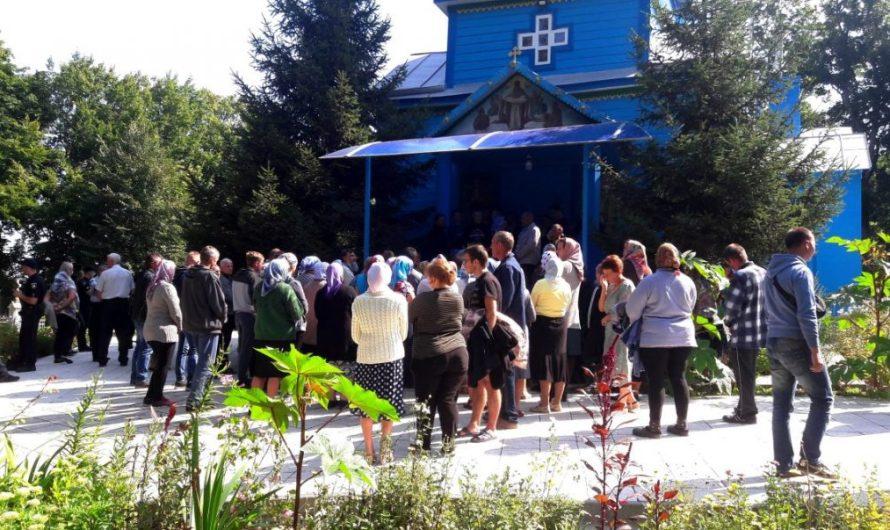 На Рівненщині прихильники РПЦ напали на вірних Української церкви