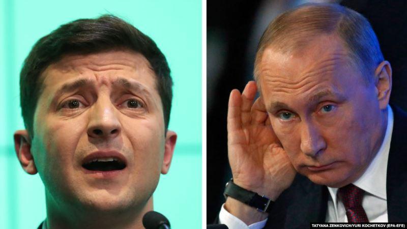 Зеленський дзвонив до шефа у Москву