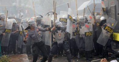 Протести в Індонезії