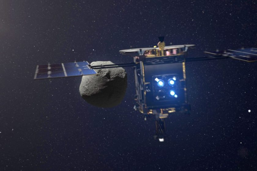"Японський зонд ""Хаябуса-2»"
