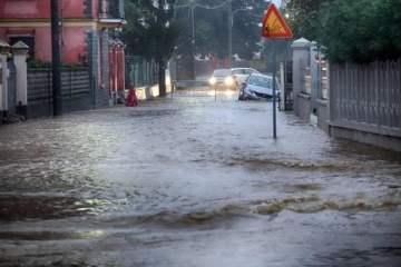 Генуя паводок