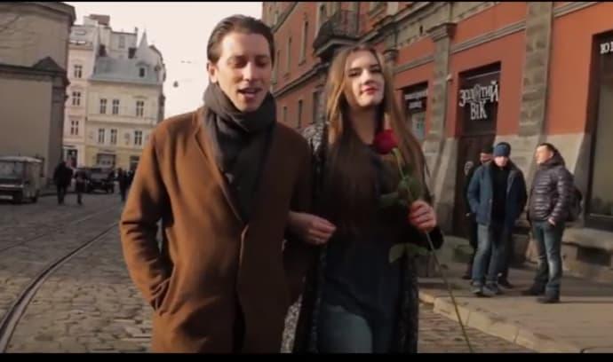 Альфонсо Олівер і Дарина Бурнос