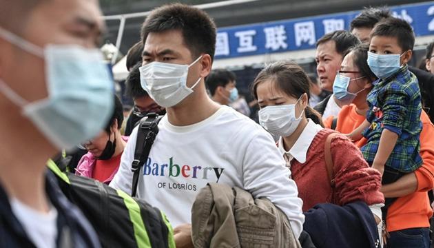 коронавірус, Китай
