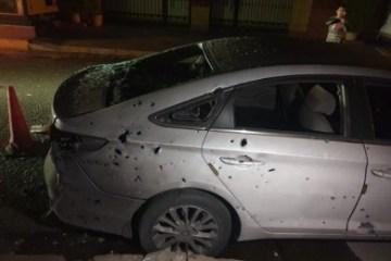обстріл посольства в Багдаді