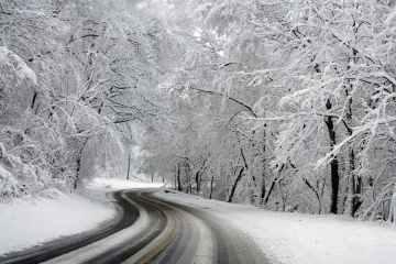 сніг, снігопад