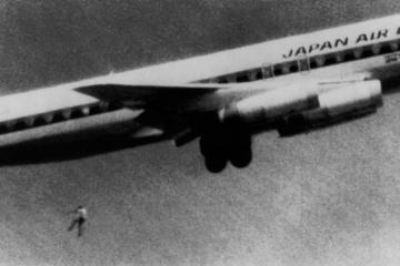 Падіння Кіта Сепсфорда з літака. 1970 рік, Сідней
