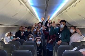 Туристи, які повернулися з Балі, відмовляються від обсервації